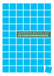 Cover 'De kantoorverhuizing', Fifth edition